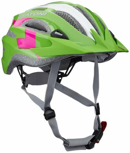 Fahrradhelm Cratoni C-Stream green magenta Gr.Uni 54-60 cm neu OVP UVP 69,95