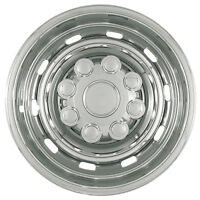 Dodge Ram Alloy Wheel Skin 1 Piece 17 Inch 8 Lug Chrome Hub Cap Steel Rim Cover