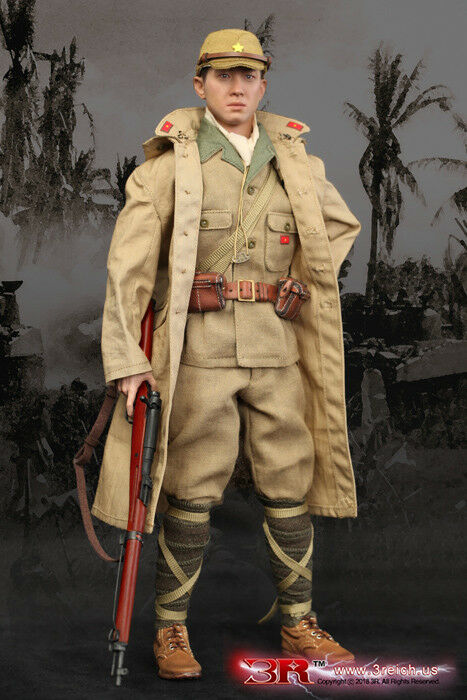 1 6 3R JP638 Imperial Japanese Army 32nd - 24th Division Private Takuya Hayashi