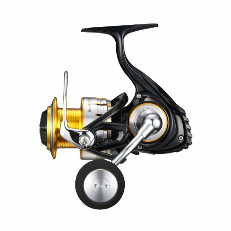 Daiwa 16 Blast 3500 Spininng Cocherete de pesca de agua salada Nuevo
