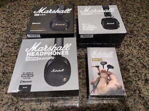 New-Marshall-Headphones-USA-Seller-FAST-SHIPPING-Mode-EQ-Major-3-Monitor-ANC