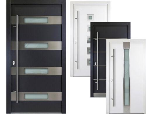 Haustür Anthrazit aluminium haustür anthrazit weiß verschiedene modelle premium ebay