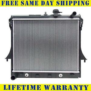 New Radiator For 2009-2012 Chevrolet Colorado GMC Canyon 2006-2010 Hummer H3 H3T