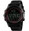 SKMEI-digitale-da-uomo-stile-militare-nera-SMART-WATCH-attivita-Tracker-Android-IOS miniatura 2