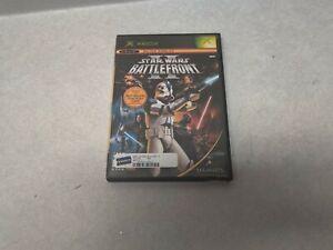 Star-Wars-Battlefront-II-Microsoft-Xbox-2005-Complete-CIB