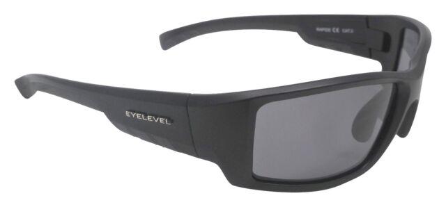 0047ac79512 RAPIDE Black Sunglasses Polarized Grey Cat-3 Uv400 Lenses for sale ...