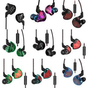 Headphones-10Driver-In-Ear-Earphone-Dynamic-Earbuds-Sport-Headset-Wired-Bass-Lot