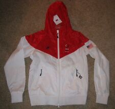 NWT Nike USA Beijing Olympics Windrunner Medal Stand Women Jacket Small 2008