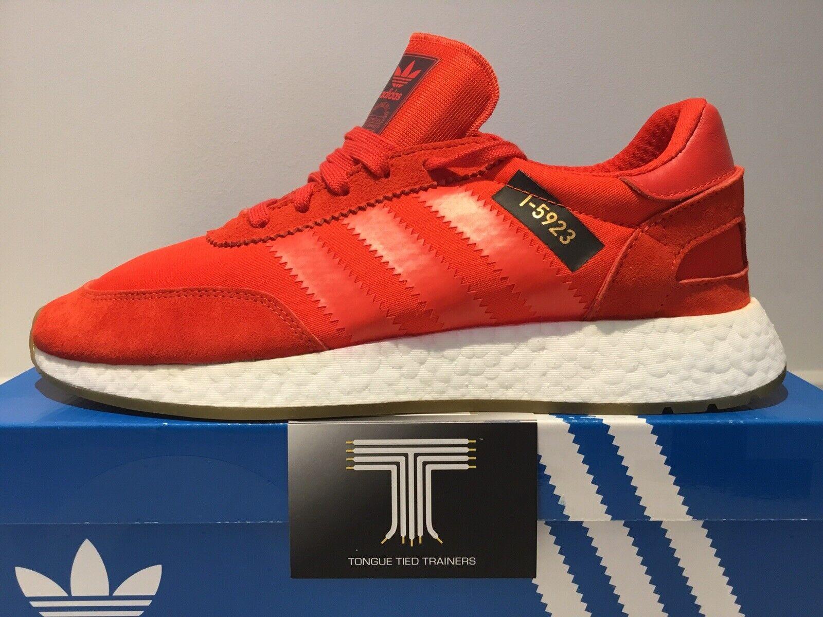 Adidas I-5923 Iniki Runner Boost  B42225  UK Talla 9.5