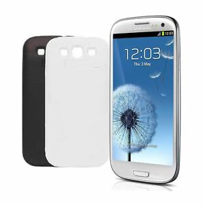 premium selection 25726 fc327 Details about 3200mAh Battery Power Charging Case Cover for Samsung Galaxy  S3 i9300
