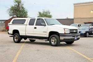 2007 2007 Chevrolet Silverado 2500 | Great Deals on New or ...
