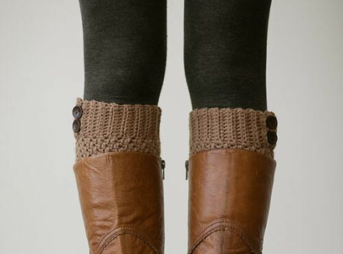 Boot Cuffs Stocking Stuffers,Socks Boot Toppers Leg Warmers CYBER SPECIAL