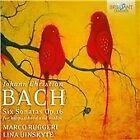 Johann Christian Bach - : Six Sonatas for harpsichord and violin (2015)