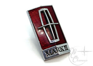 1969-1971-Lincoln-034-Mark-III-034-Grill-Emblem-C8LY8A223A