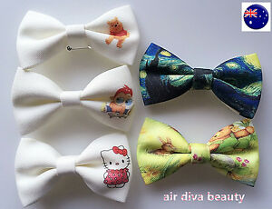 Baby-Boys-Kids-Girl-Children-Party-School-fashion-bow-tie-Necktie-bowtie-Pin