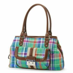 Brand-new-and-authentic-Chaps-by-Ralph-Lauren-Marcie-satchel-bag