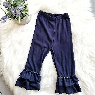 NWT Matilda Jane boutique girl knit ruffle leggings pants bennys size 8 10 12 14