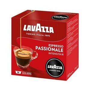 360-CIALDE-CAPSULE-CAFFE-039-LAVAZZA-A-MODO-MIO-ORIGINALI-PASSIONALE-MAXI-NO-256