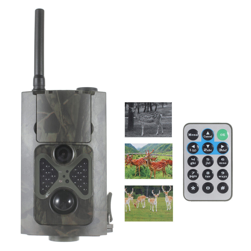 wireless home security camera trail 3g gsm mms mobile phone house farm hunting ebay. Black Bedroom Furniture Sets. Home Design Ideas