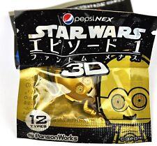 Pepsi Cola Japan Star Wars Handy Anhänger Schlüsselanhänger - C-3PO
