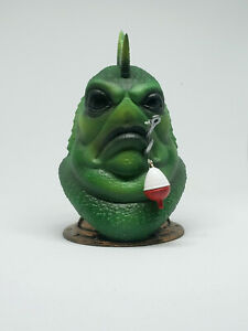 Creature from The Black Lagoon bust 3d printed fan art.