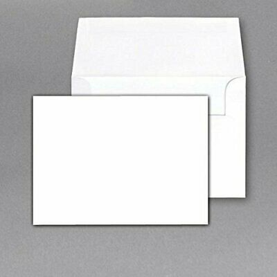 Pack of 1000 A2 Flat Card 4 1//4 x 5 1//2