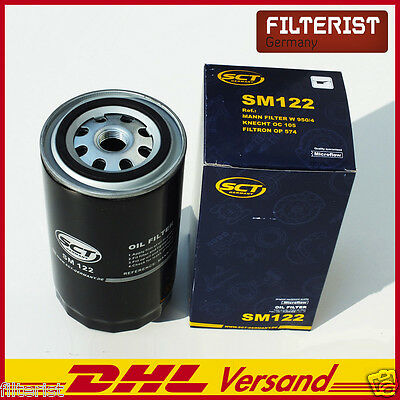 SCT Ölfilter Volvo VW LT 28 35 40 55 T4 Bus 740 760 940 960 2,4 TD 2,5 D TD