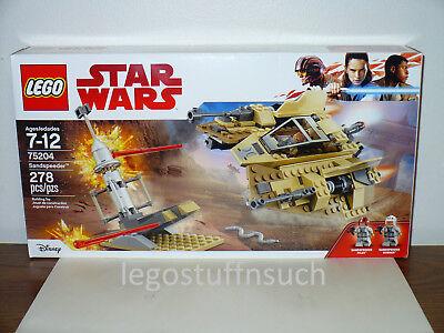 NEW from set 75204 Lego Star Wars Sandspeeder Pilot