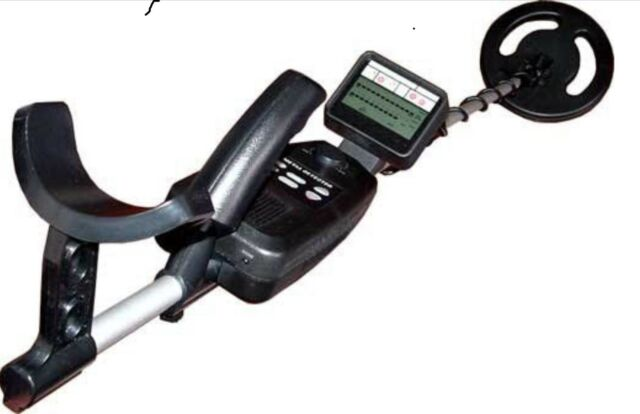 Treasure Hunter Md 3030 Metal Detector 3030 Silver
