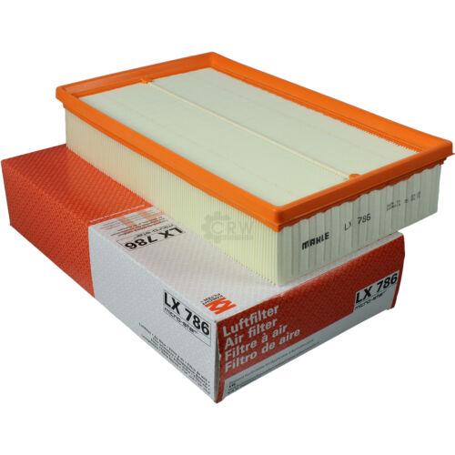 KNECHT Luftfilter Filter LX 786 Air Original MAHLE