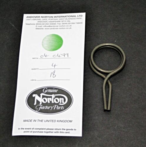 Gearchange Return Spring gear shift Norton Commando 04-0479 UK MADE