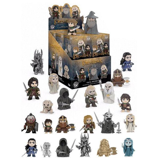 Diverdeimentoko Mystery Minis  Tolkien Lord Of the Ring LOTR Pezzi Singoli Seleziona  prezzi all'ingrosso