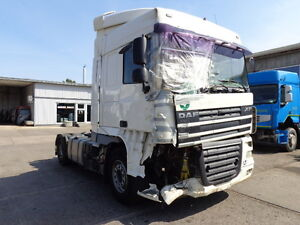 Details about DAF XF 105, 95 for parts !! ALL PARTS available  listing for  steering wheel