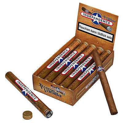 Independence Cigars / Zigarren Xtreme Vanilla 10 St.