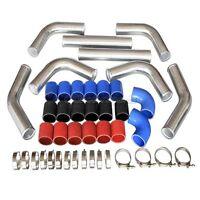 3 Universal Turbo Supercharger Intercooler Piping Kit