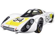 PORSCHE 907 LH #54 WINNER DAYTONA 1968 ELFORD/SIFFERT 1/18 MODEL BY SPARK 18DA68