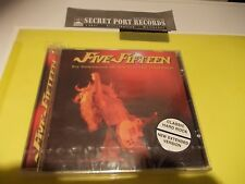 FIVE FIFTEEN- SIX DIMENSIONS OF THE ELECTRIC CAMEMBERTCD,SWEDEN CLASSIC HARDROCK
