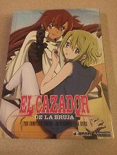 El Cazador de la Bruja: The Complete Series DVD Funimation Sealed OOP New