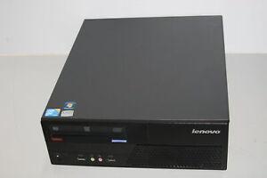 LENOVO-ThinkCentre-M58-Core2Duo-E7500-DC-2-93GHz-4GB-320GB-Multi