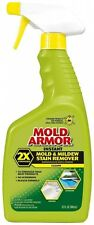 New Instant Mold And Mildew Stain Remover Carpet And Spot Cleaner 32 Oz.