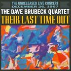 Their Last Time Out: The Unreleased Live Concert, December 26, 1967 by The Dave Brubeck Quartet (CD, Nov-2011, 2 Discs, Columbia (USA))