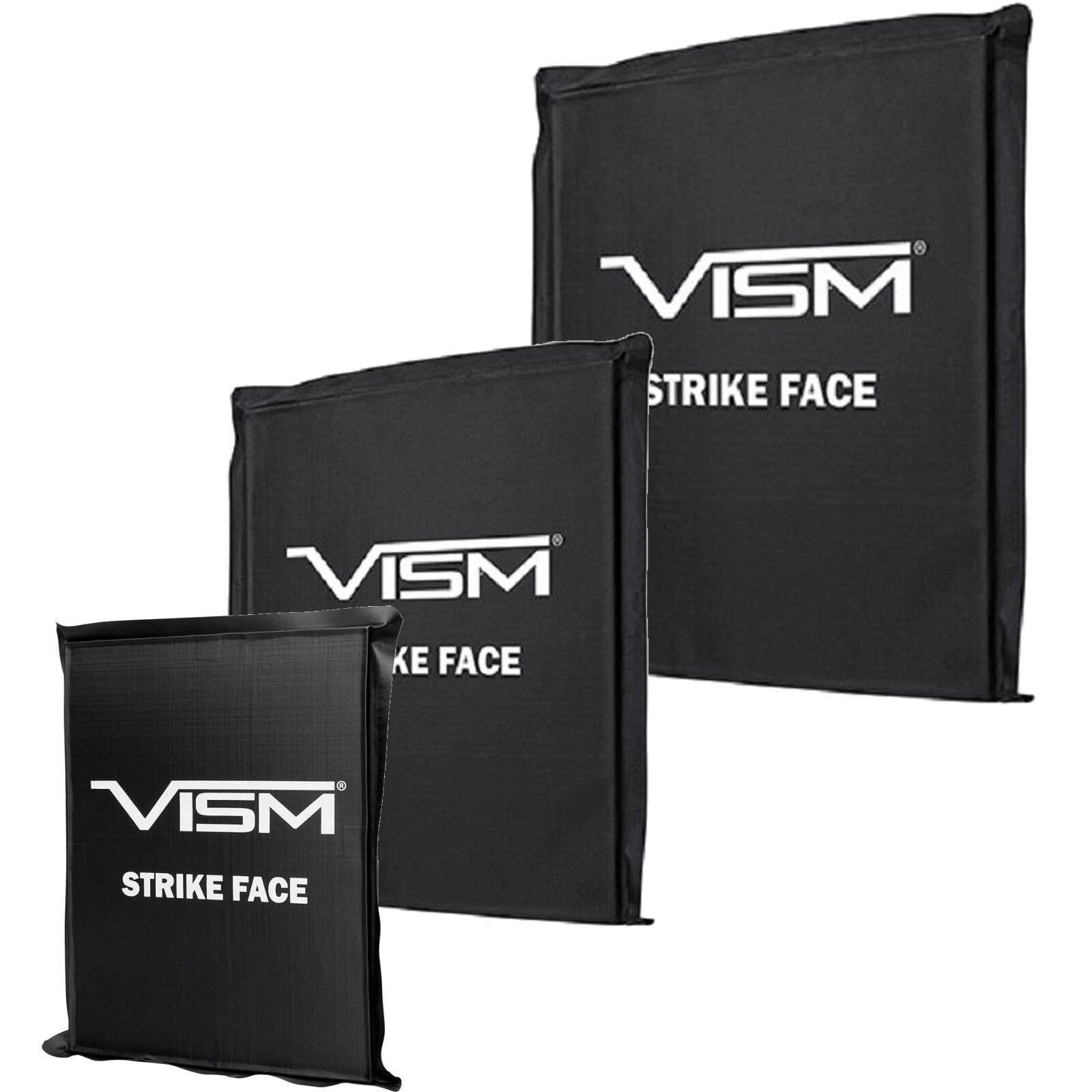VISM Level IIIA UHMWPE Ballistic Tactical Soft Body Armor Panel - Rectangle Cut
