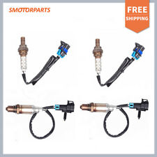 4PC//Kit Up/&Downstream O2 Oxygen Sensor Fit 2003//04//05//06 Chevrolet Silverado1500