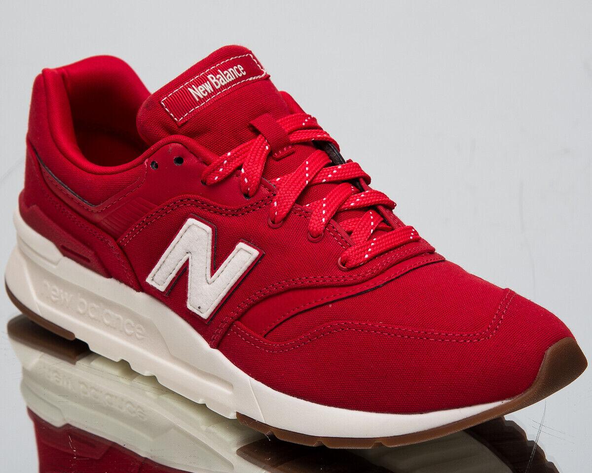 New balance 997h caballeros equipo zapatos rojos ocio Lifestyle zapatillas cm997-hdc