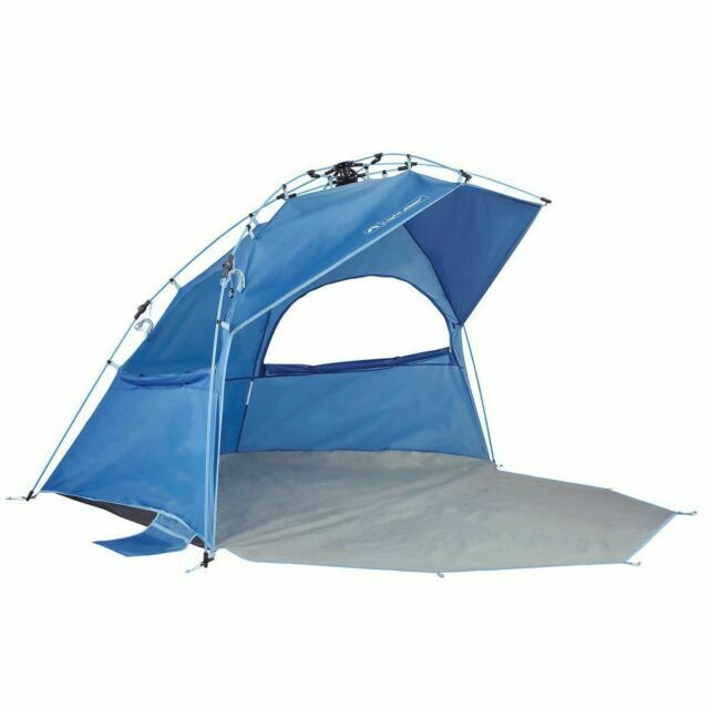 Lightspeed Quickshelter Pop up Tent With Porch Camping Fishing Beach