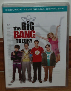 THE-BIG-BANG-THEORY-2-TEMPORADA-COMPLETA-4-DVD-NUEVO-SERIE-COMEDIA-SIN-ABRIR