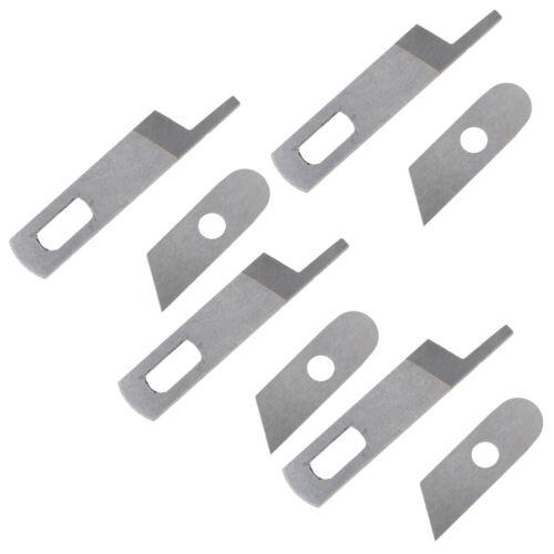8 Stücke Nähmaschine Klinge für SÄNGER 14SH654 14U544 14U554 14U555