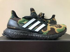 cheap website for discount size 40 Details about Adidas Ultra Boost 4.0 x BAPE Green Camo Size 5.5 F35097 100%  Authentic