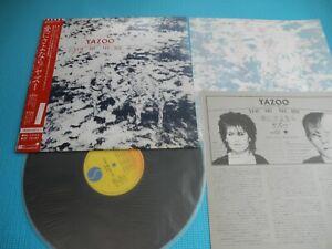 YAZOO LP You And Me Both 1983 Japan P-11388 OBI DEPECHE MODE