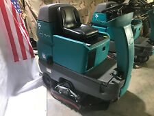 Tennant T7 H2o Rider Scrubber 209 Hrs All Of These Have Under 300 Hrs